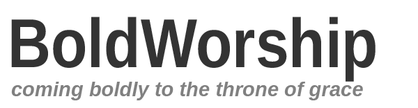 BoldWorship